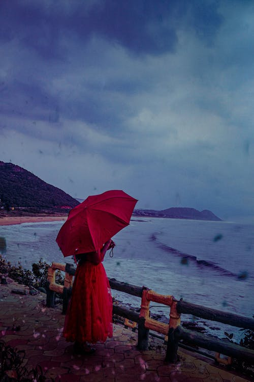 Calm amid the storm